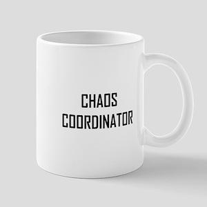 Chaos Coordinator Mugs