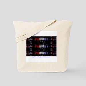 FR Spinning Background Tote Bag