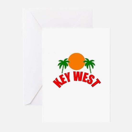 Key West, Florida Greeting Cards (Pk of 10)