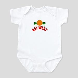 Key West, Florida Infant Bodysuit