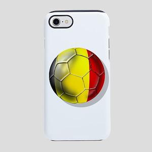 Belgium Football iPhone 7 Tough Case