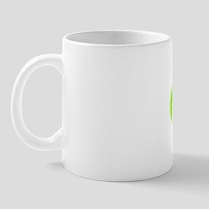 Neon Green Team Twerk Mug