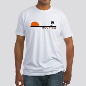 Key West, Florida Fitted T-Shirt