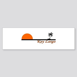 Key Largo, Florida Bumper Sticker