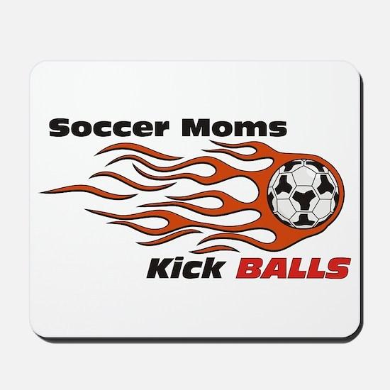 Soccer Moms Mousepad