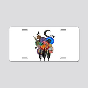 DESERT SURREAL Aluminum License Plate