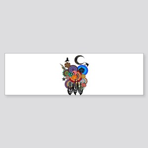 DESERT SURREAL Bumper Sticker