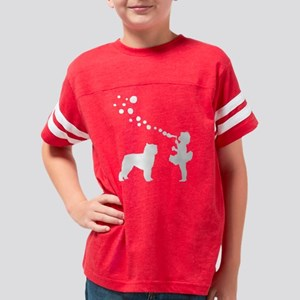Bouvier-des-Flandres29 Youth Football Shirt