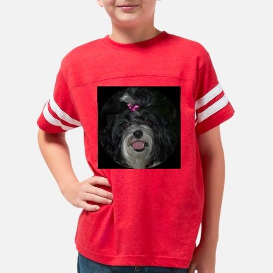 abbyRound_b2 Youth Football Shirt