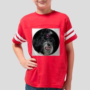 abbyRound_w1 Youth Football Shirt