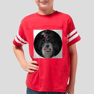 abbyRound_w2 Youth Football Shirt