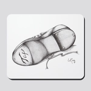Pencil - Jazz Tap Shoe Mousepad