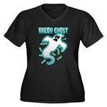 Bacon Ghost Plus Size T-Shirt