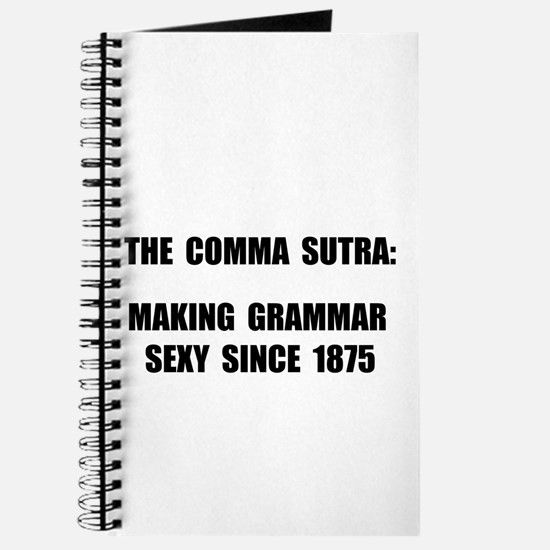 Comma Sutra Sexy Black Journal