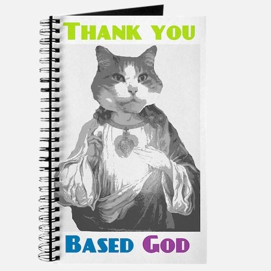 Based Cat Journal