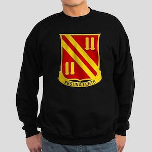 5th Bn, 42nd Field Artillery Sweatshirt