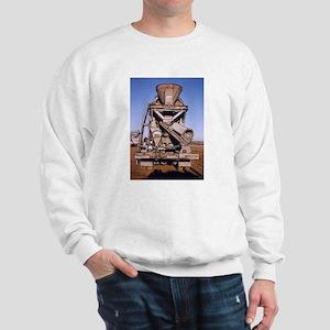 Cement Mixer Truck #2 Sweatshirt