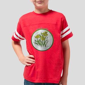spread-the-sunshine-daffodils Youth Football Shirt