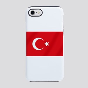 Flag of Turkey iPhone 7 Tough Case