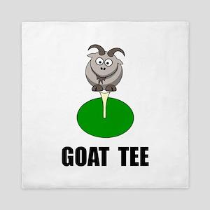 Goat Tee Queen Duvet