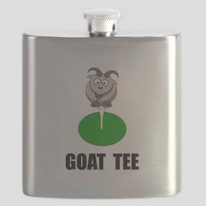 Goat Tee Flask