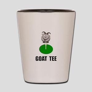 Goat Tee Shot Glass