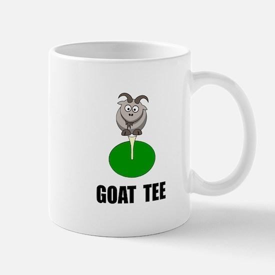 Goat Tee Mug
