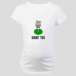 Goat Tee Maternity T-Shirt