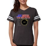 The Great American Total Solar Eclipse Womens Foot