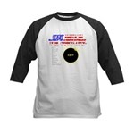 The Great American Total Solar Eclipse Baseball Je