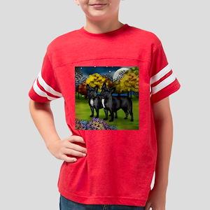 FRB MOON Youth Football Shirt