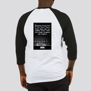 Paris Opera House Baseball Jersey