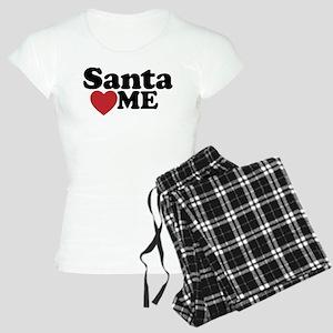 Santa Loves Me Pajamas
