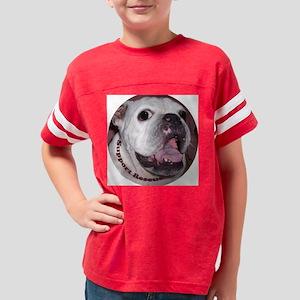 ebrn3 Youth Football Shirt