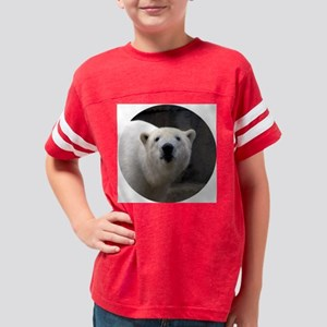 solo polar Youth Football Shirt