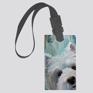 Drip Large Luggage Tag