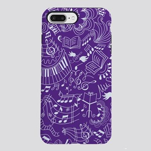 Music Lover Musician Gift iPhone 7 Plus Tough Case