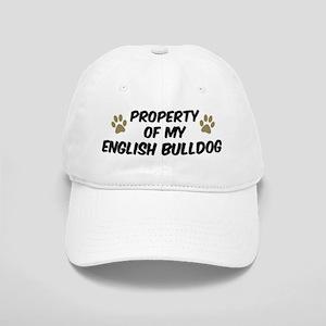 English Bulldog: Property of Cap