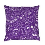 Choir Band Music Gift Everyday Pillow