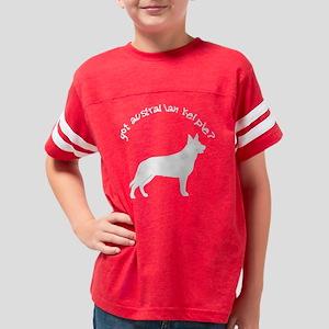 st_australiankelpiewh Youth Football Shirt