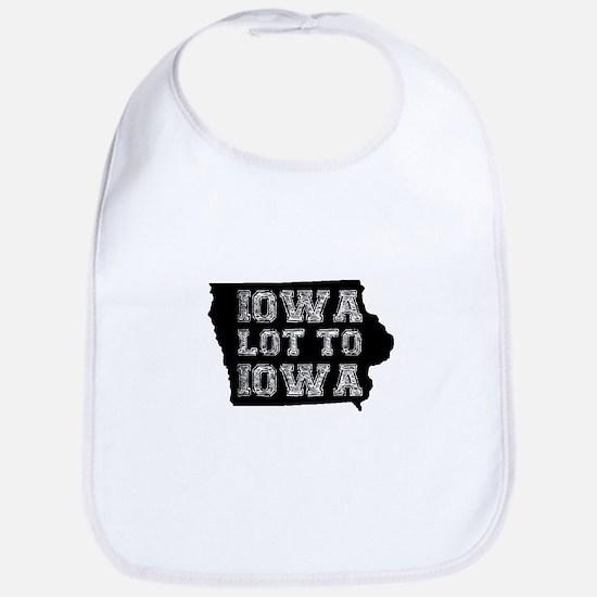 Iowa Lot To Iowa Bib