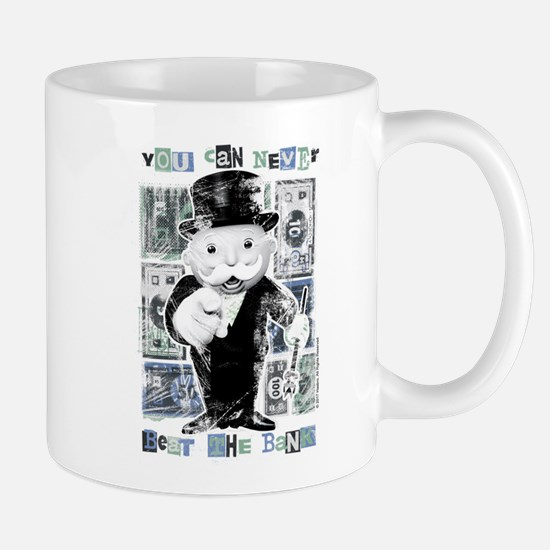 Monopoly Beat The Bank Mugs