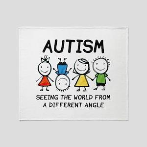 Autism Stadium Blanket