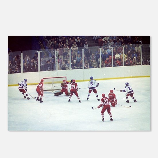 Miracle on Ice Postcards (Package of 8)
