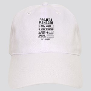 Project Manager Baseball Cap