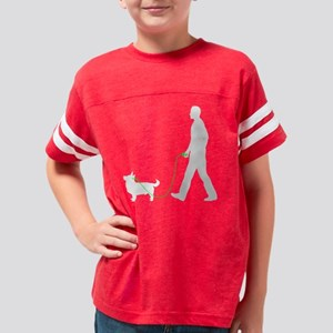Lancashire-Heeler35 Youth Football Shirt
