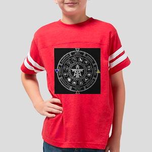 Wheel of the Year Zodiac Sabb Youth Football Shirt