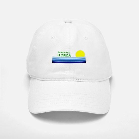 Sarasota, Florida Baseball Baseball Cap