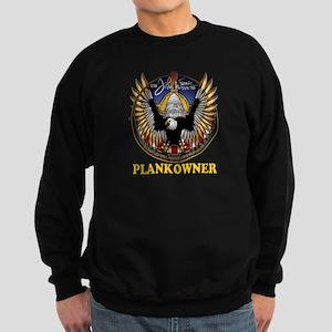 SSN-785 PLANKOWNER! Sweatshirt (dark)