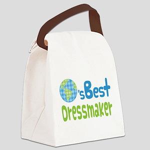 Earths Best Dressmaker Canvas Lunch Bag